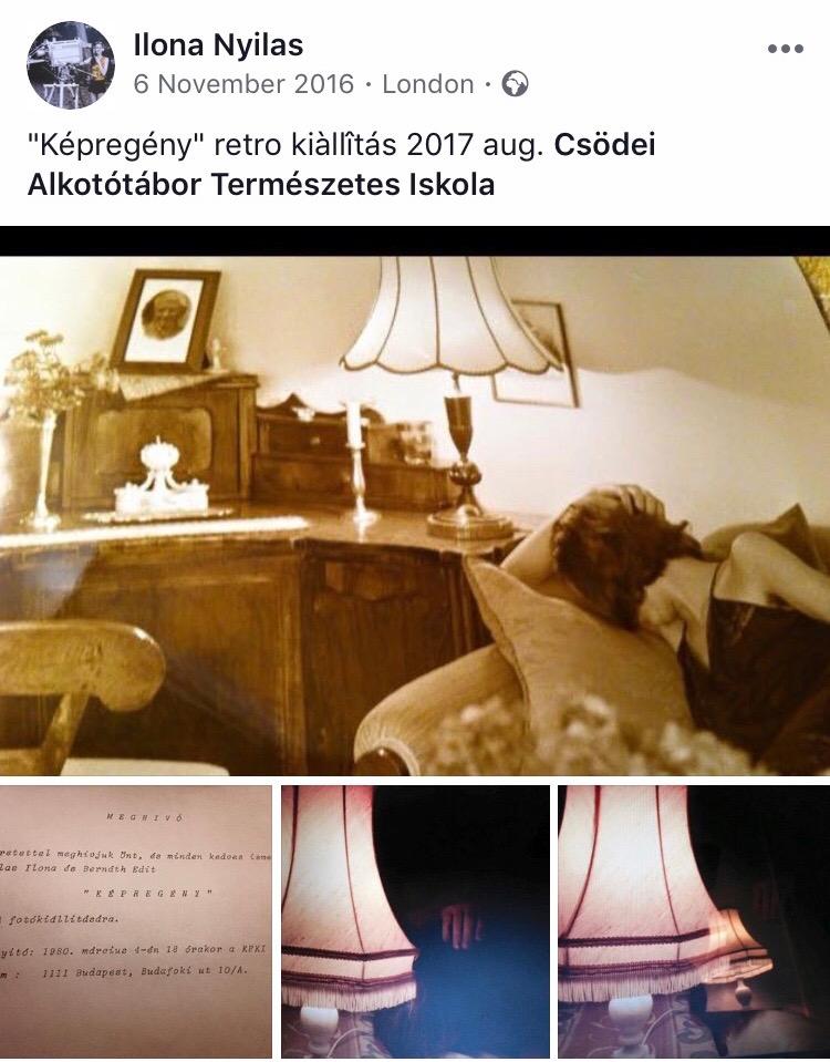"""""""Képregény"""" retro kiállítás 2017. augusztus"""